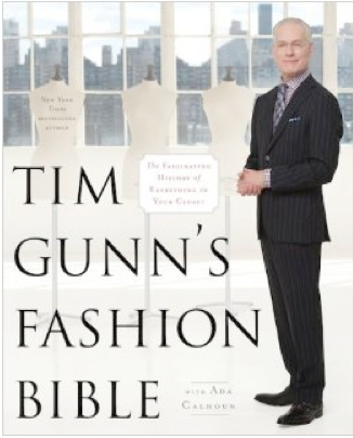 Tim Gunn's Fashion Bible Book Cover