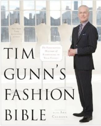 Tim Gunn's Fashion Bible Book Cover
