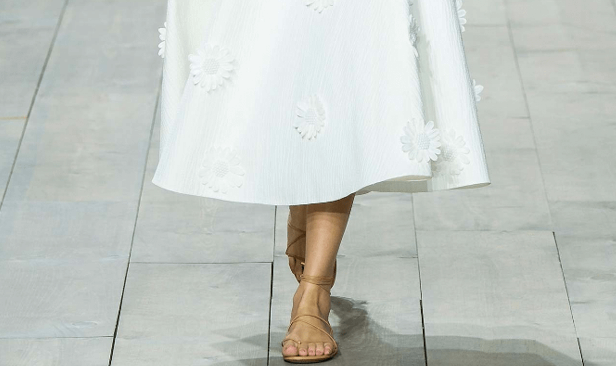 Runway Inspired Details: Michael Kors – Flower Power