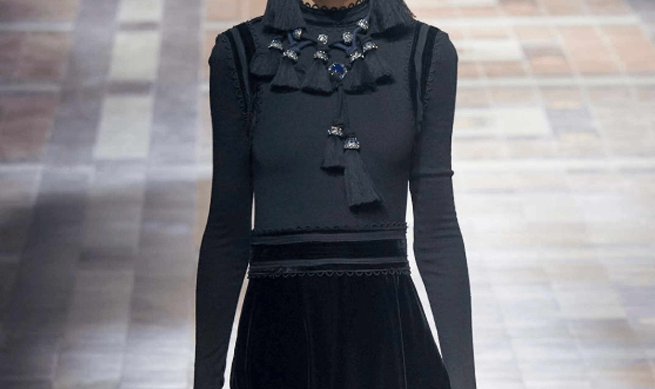 Runway Inspirations: Lanvin – Master Monochrome