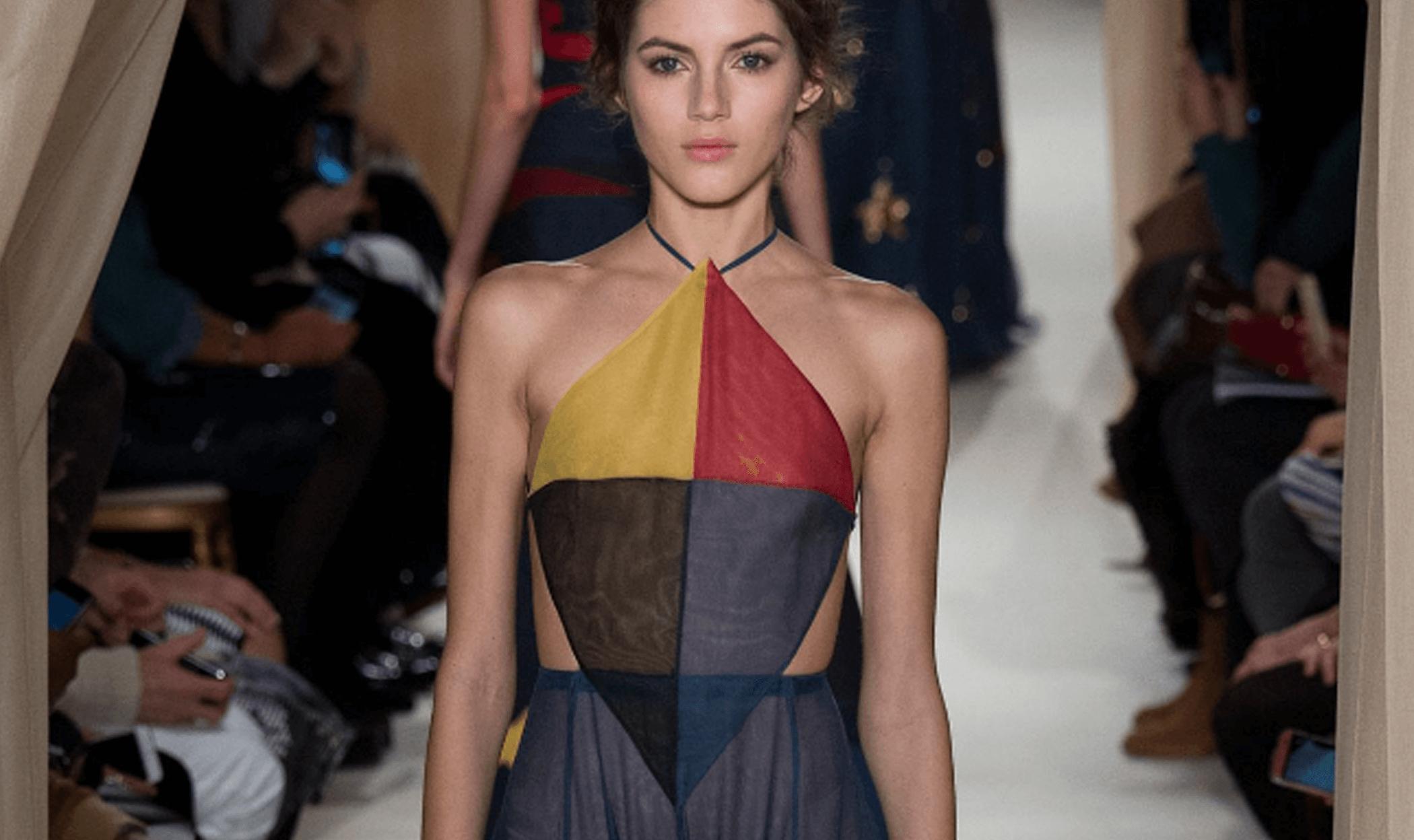 Runway Inspired Details: Valentino – Bohemian Handkerchief
