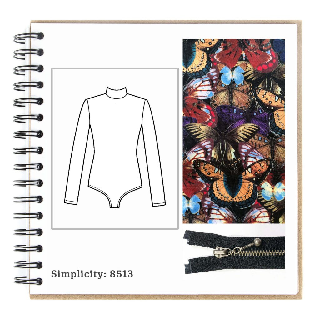 Image Simplicity Sewing Pattern 8513