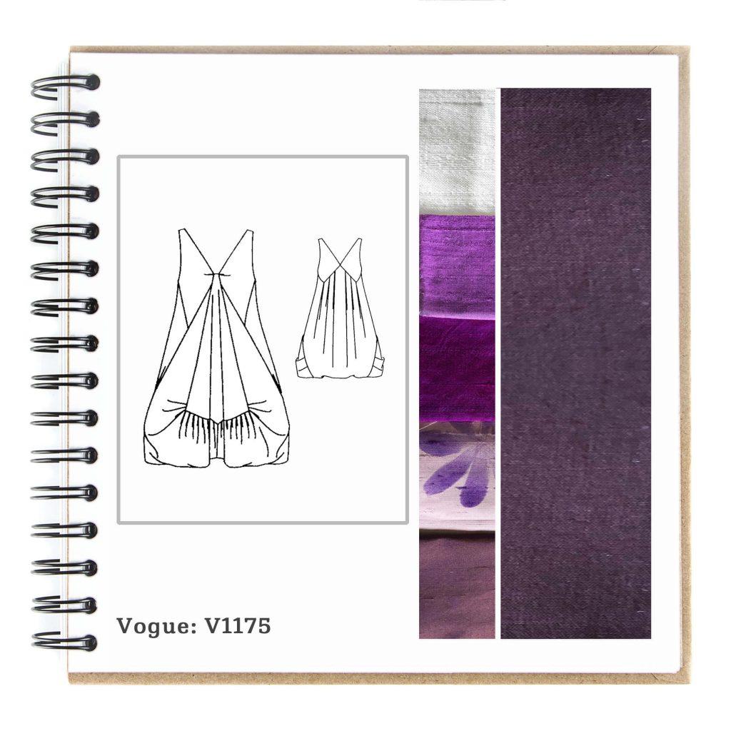 Image Vogue Sewing Pattern V1175