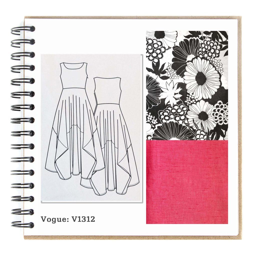 Image Vogue Sewing Pattern V1312