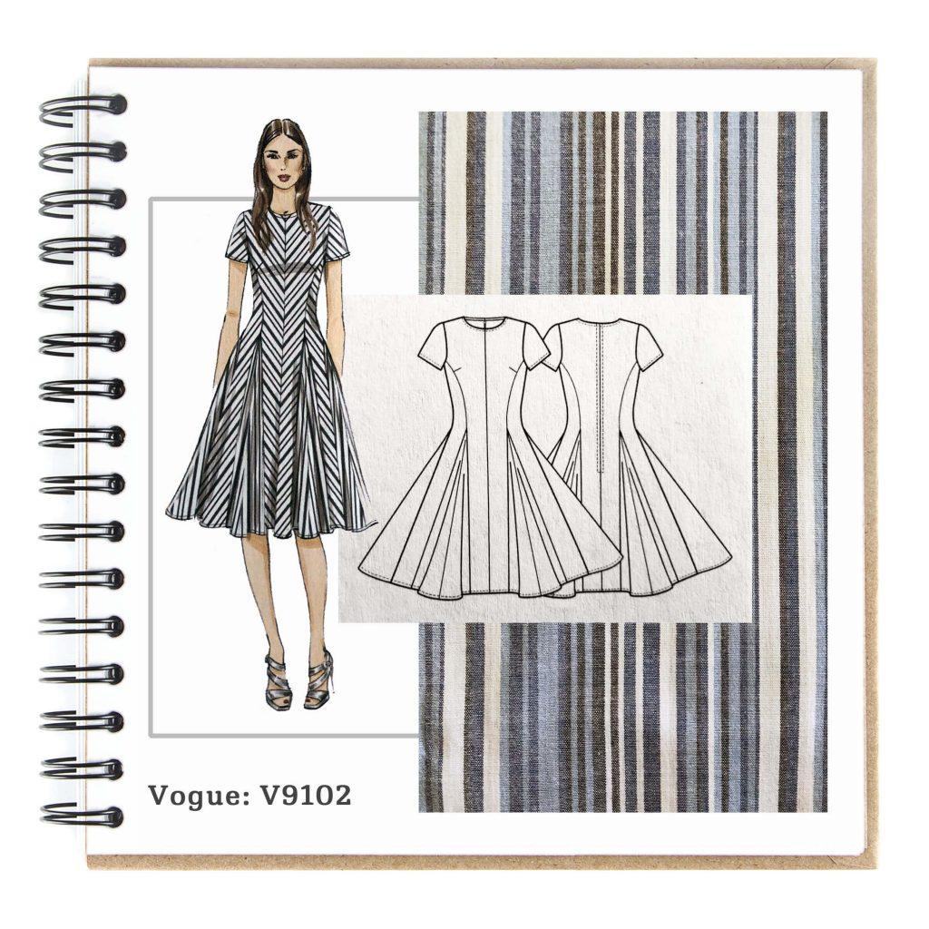 Image Vogue Sewing Pattern V9102