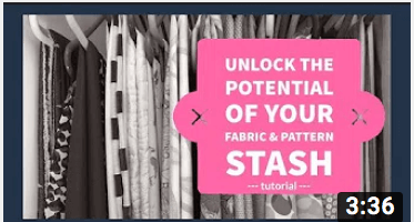 Unlikely App Makes Organizing Fabric and Patterns a Breeze