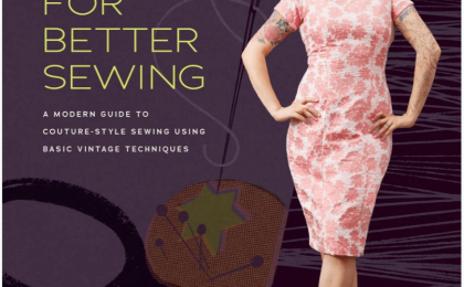 sewing books for beginners-gerties image new book for better sewing