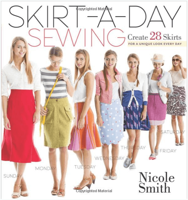 Review: Skirt-a-Day Sewing
