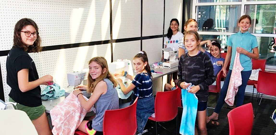 Image of Girl Scouts - Sewing Class Fort Worth-full color